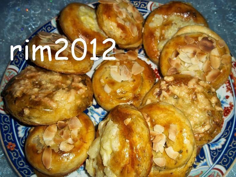أطباق وشهيوات رمضان : طريقة تحضير محنشات بالكفتة