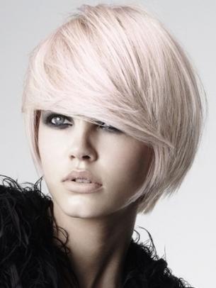 Asymmetrical Hairstyles