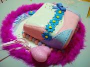 Jillian's Daisy Cake