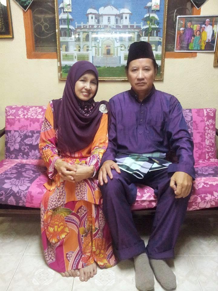 Eyang & Wan Babah Zara