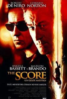 VER The Score (Un golpe maestro) (2001) ONLINE ESPAÑOL