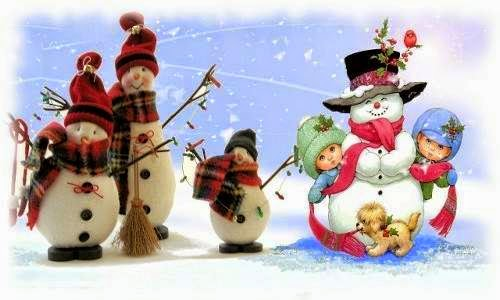 imagen de adornos para la navidad