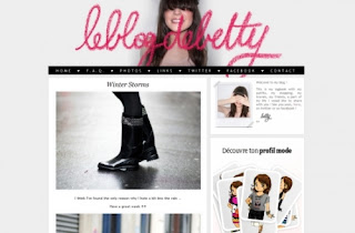 Le Blog de ​​Betty
