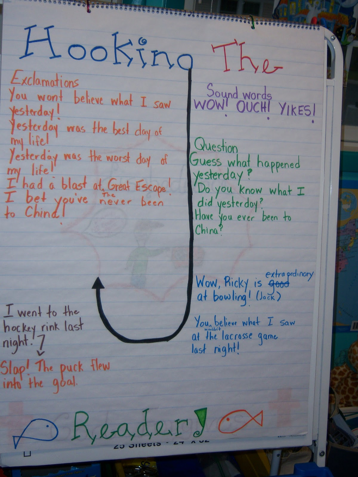 Informational Report Writing Unit THIRD & FOURTH GRADE