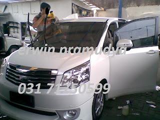 Toyota NAV1 Kaca Film 3M nh35 ferocious shark
