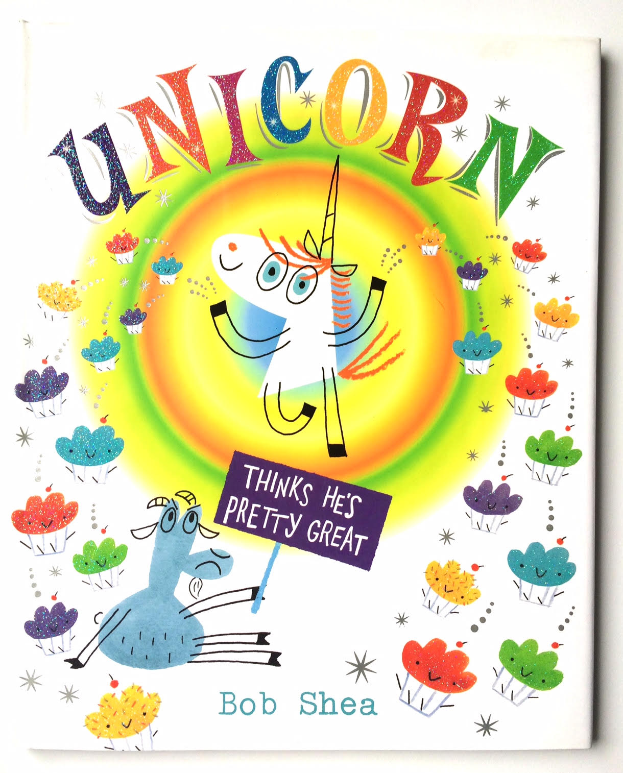 let u0027s talk picture books unicorns are real