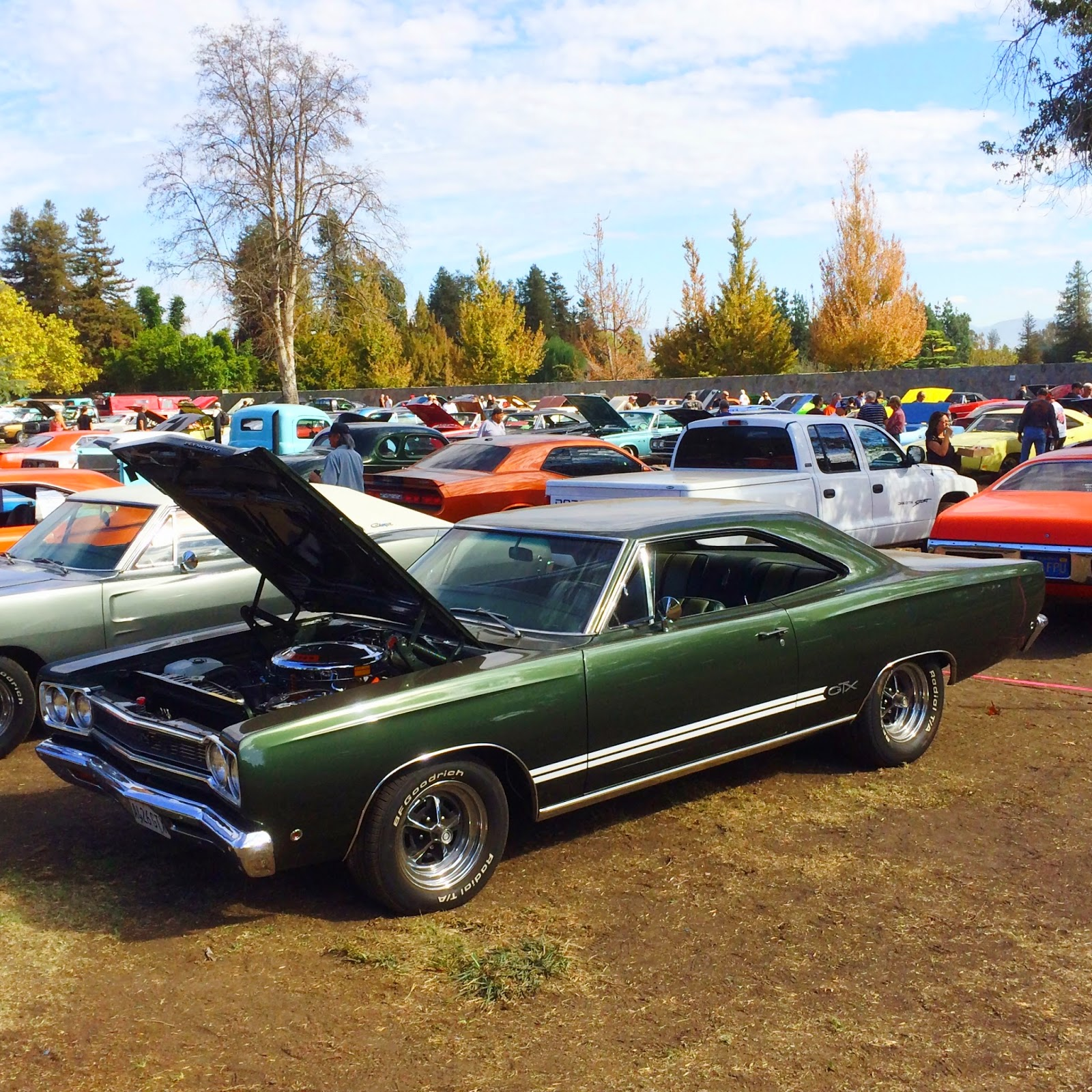 Covering Classic Cars : Chrysler Performance West\'s Mopar Fall Fling ...