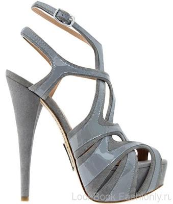 10 grey Босоніжки: прикраса для жіночих ніжок
