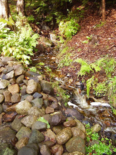 Our 'babbling brook'~