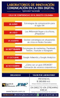 Conferencias 2016