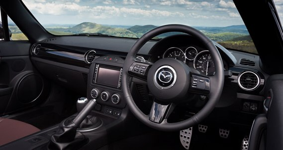 Mazda MX 5 Venture Edition Review