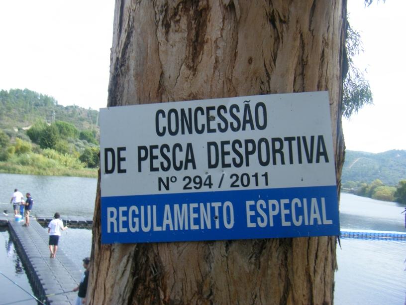 Concessão de Pesca desportiva nº 294/2011