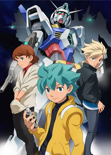 Mobile Suit Gundam AGE 21 Español