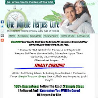 One Minute Herpes Cure by Allison Freeman