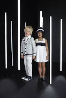 Armani Junior spring summer 2012