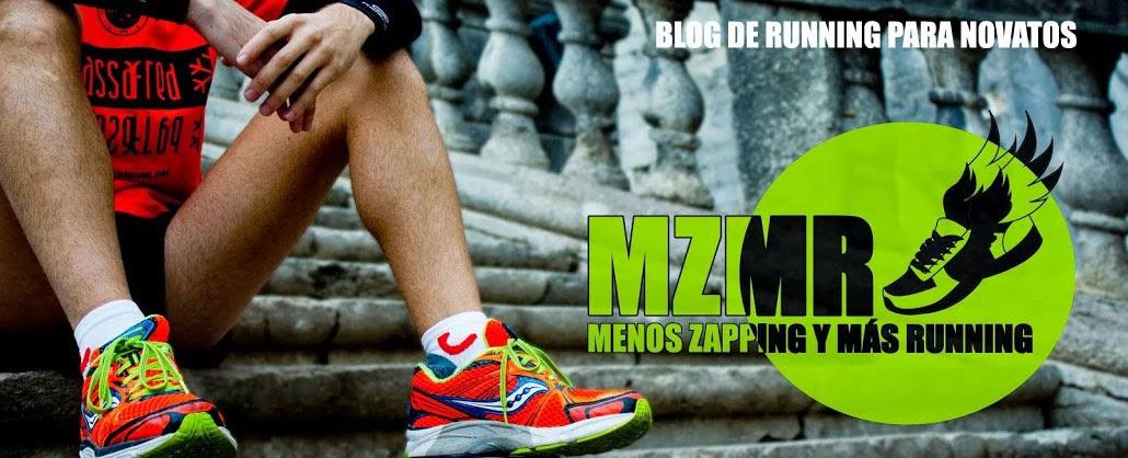 Menos zapping y más running