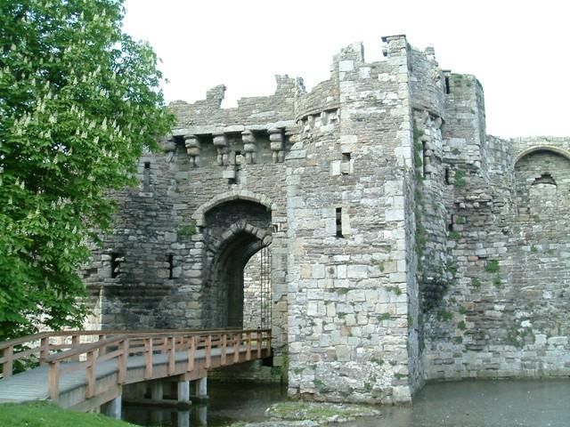グウィネズのエドワード1世の城郭と市壁の画像 p1_33