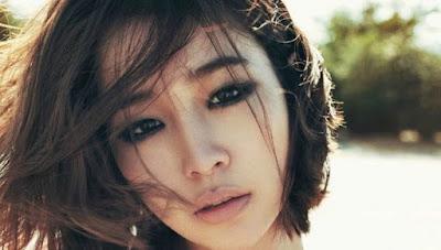Lee Min Jung Artis Korea Cantik Tanpa Operasi Plastik