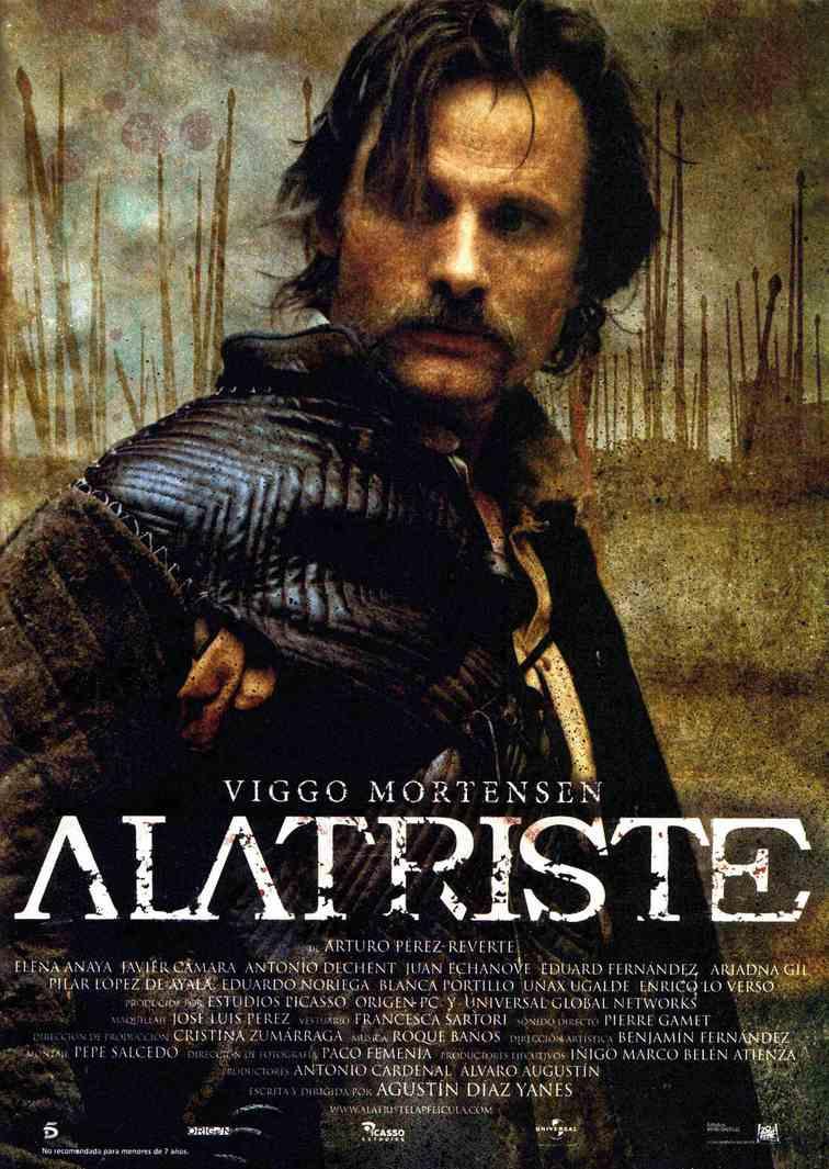 Captain Alatriste กัปตันอลาทริสต์
