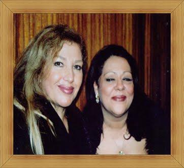 Lenita Gentil e Susana Lopes