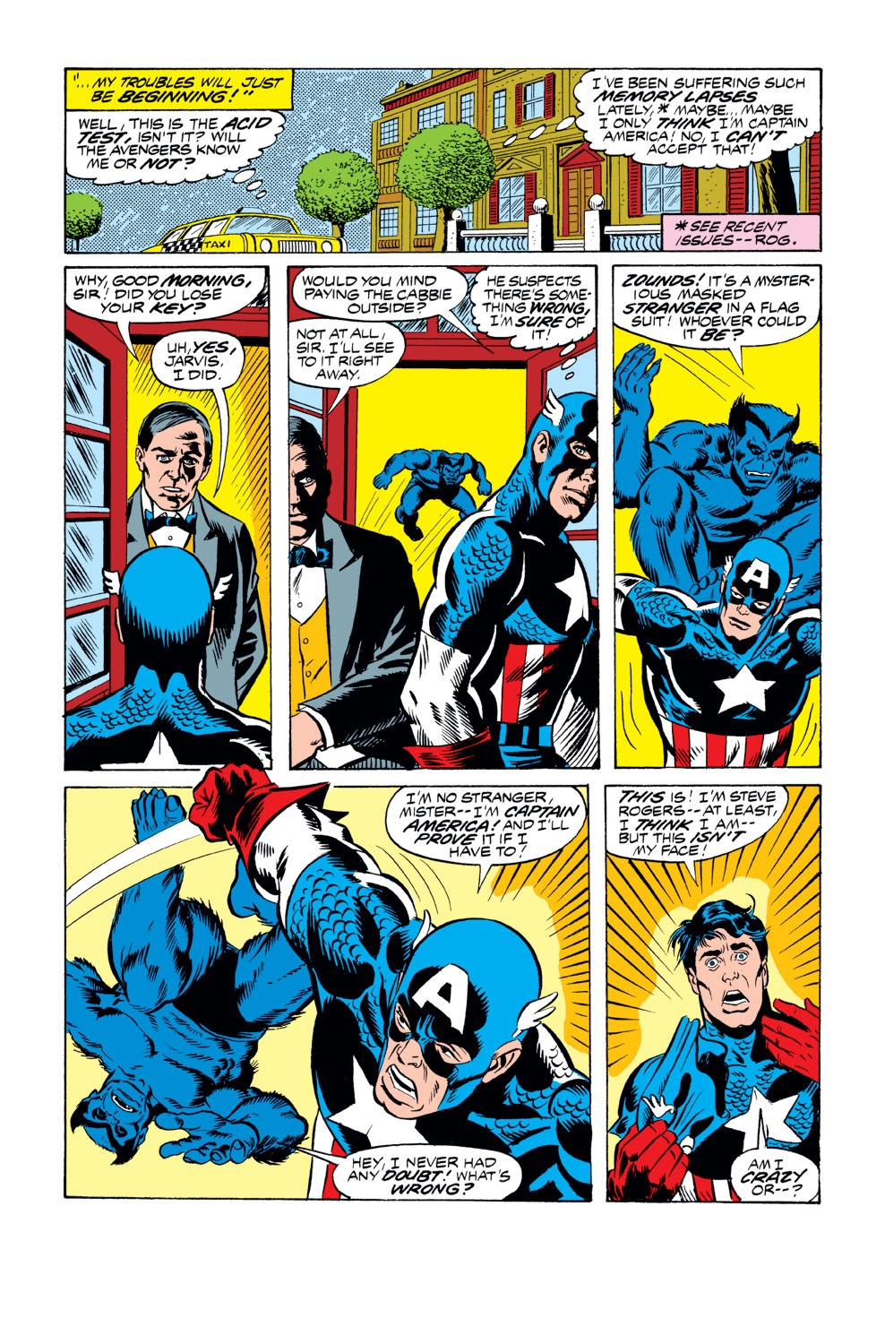 Captain America (1968) Issue #224 #138 - English 5