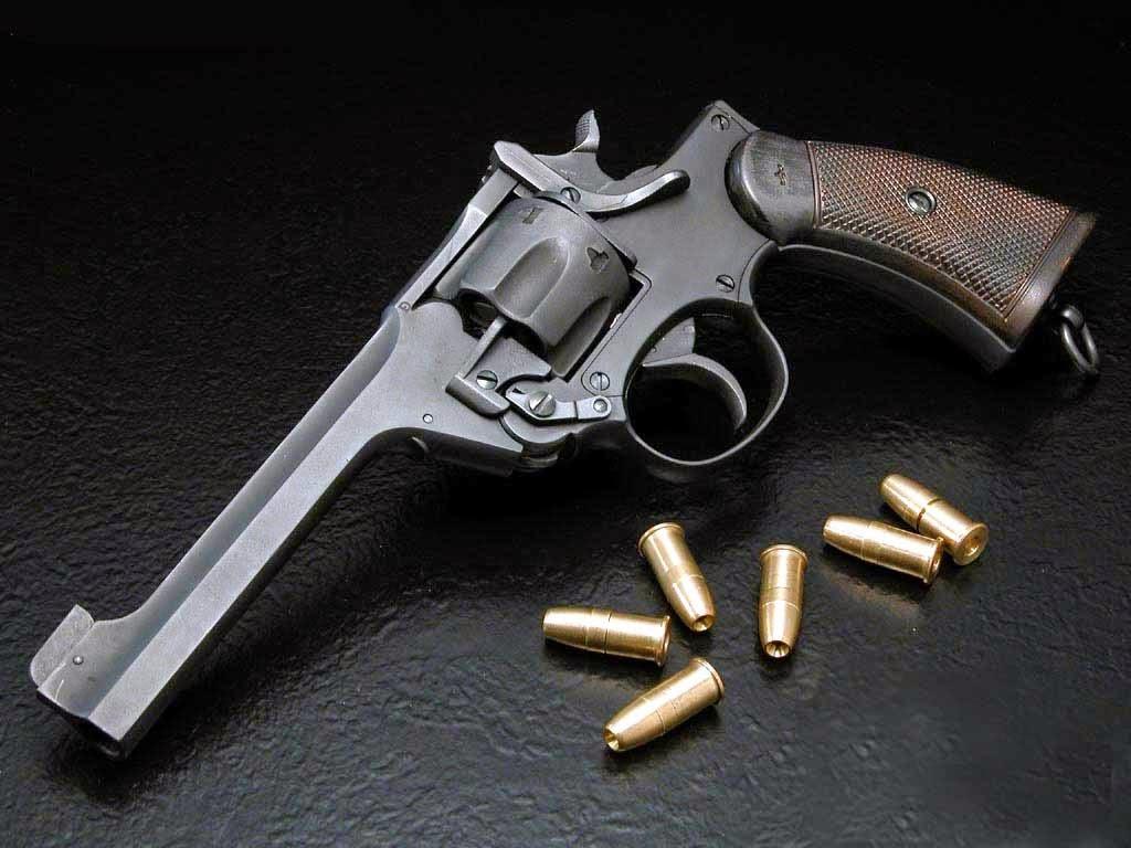 Guns and Ammo Wallpaper