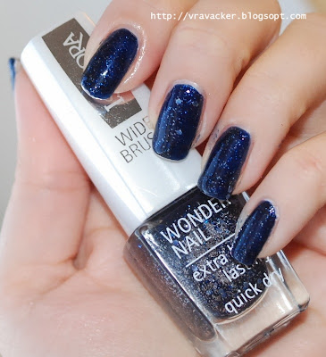 naglar, nails, nagellack, nail polish, isadora, polar nights