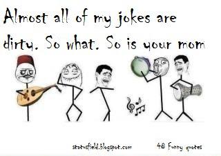 funny  yo mama joke image pic