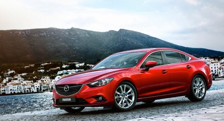 Carscoops : Mazda6 posts