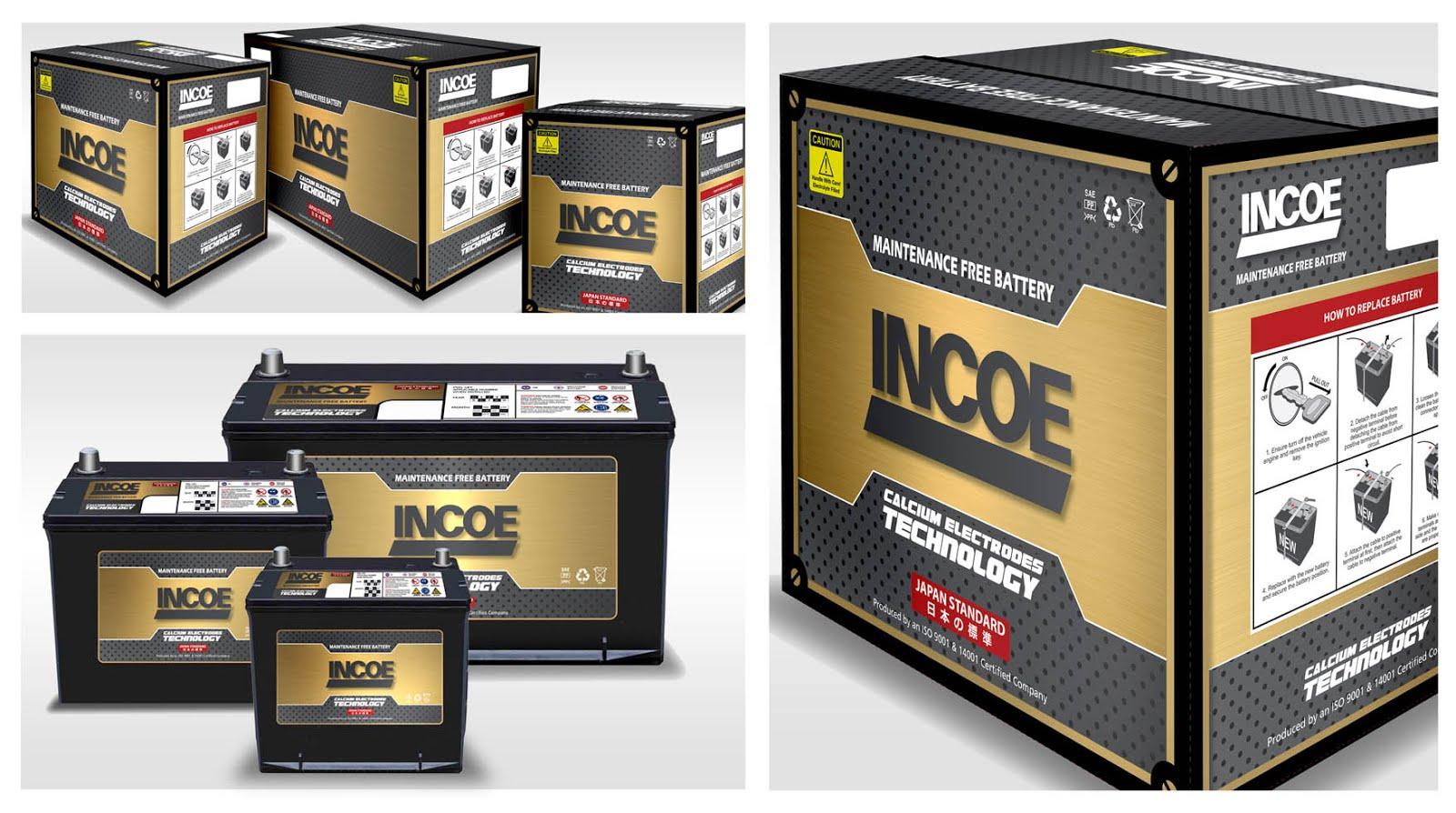 Incoe battery