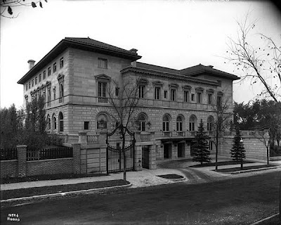 Charles Gates Mansion, Minneapolis