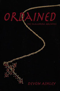 {Book Review} Ordained by Devon Ashley