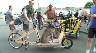 Trapkracht: kindervervoer