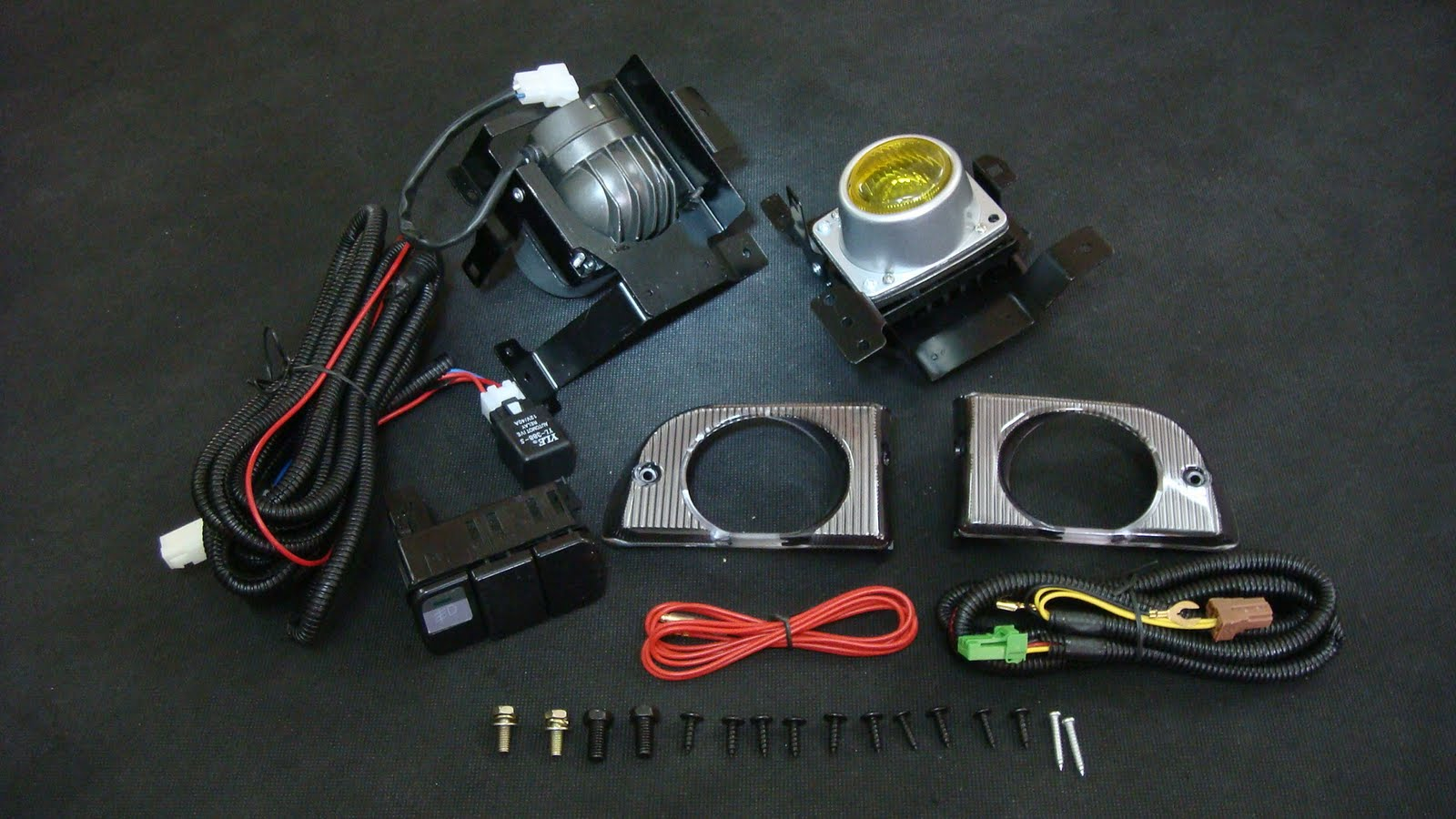 Where Everyone Can Buy 92 95 Honda Civic Eg 4 Door Jdm Style Fog Wiring Harness Lights Kit