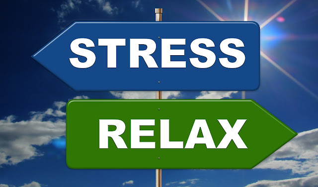 5 طرق بسيطة للسيطرة على التوتر والإجهاد