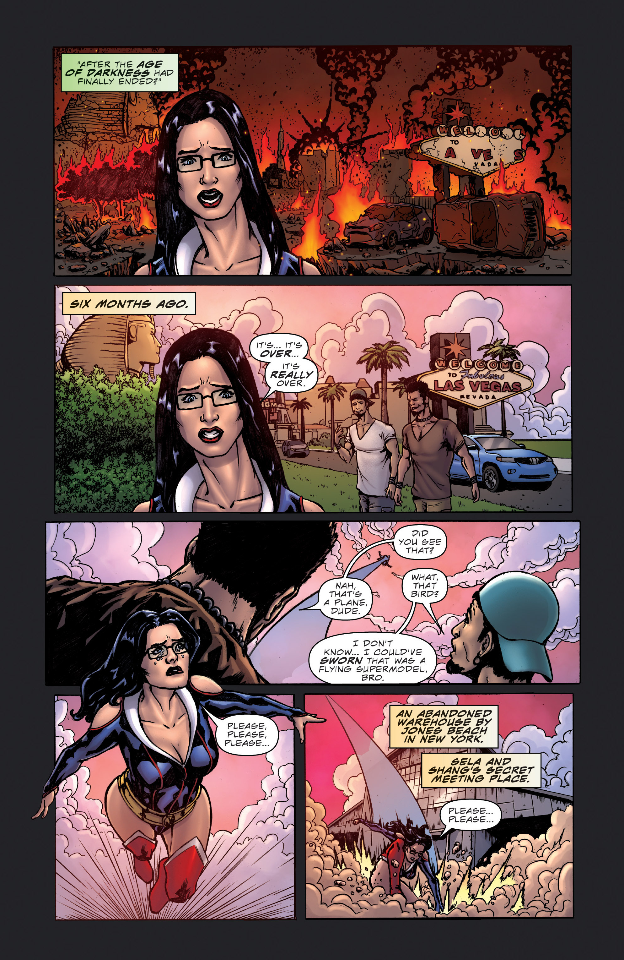 Grimm Fairy Tales (2005) Issue #106 #109 - English 11