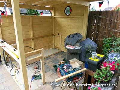 casolli s kleine genusswelt bauprojekt outdoork che teil 6 aufbau der k chenzeile. Black Bedroom Furniture Sets. Home Design Ideas