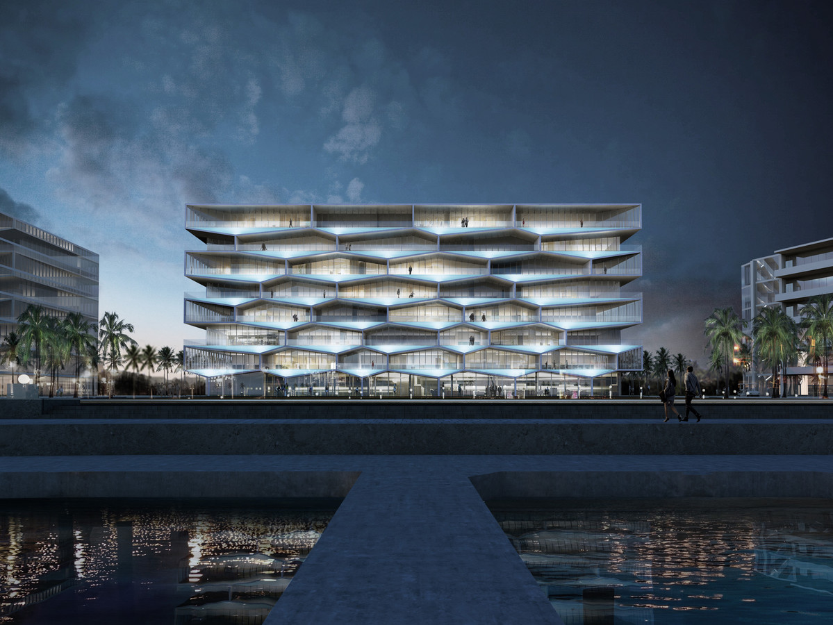 A f a s i a big for Big bjarke ingels group