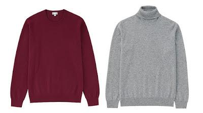 Мъжки Пуловер от кашмир