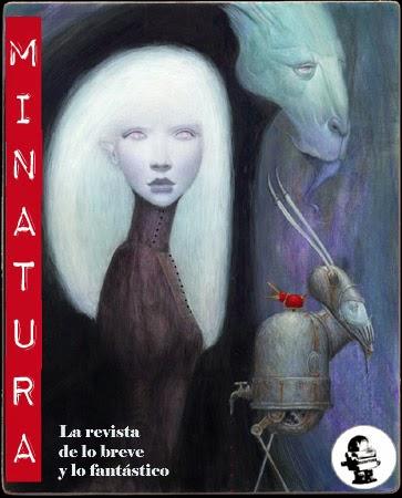 MINATURA XI CERTAMEN DE MICROCUENTO 2013; FINALISTA .