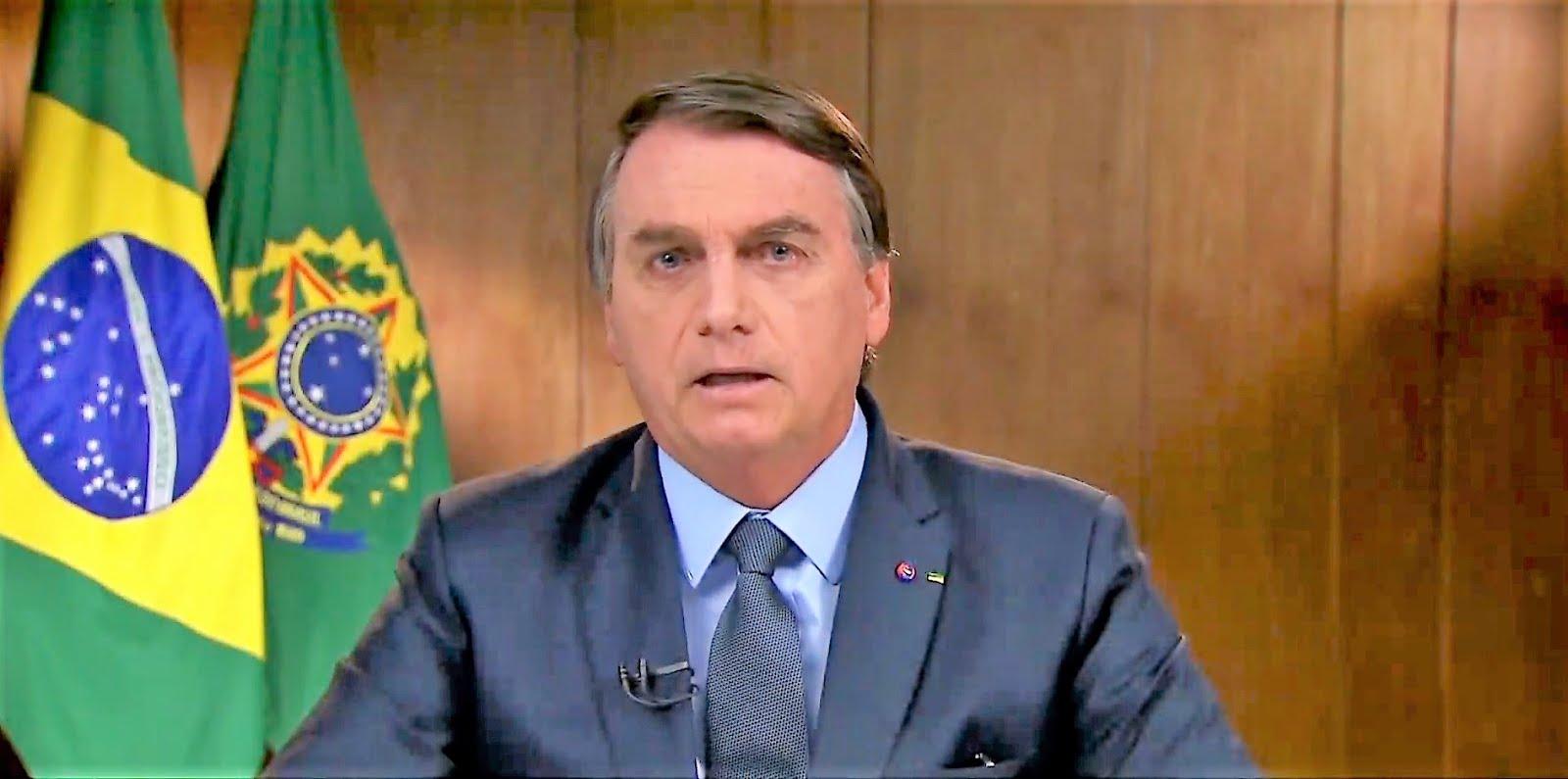 Pronunciamento do presidente Jair Bolsonaro na Assembleia Geral da ONU, 22 de setembro de 2020