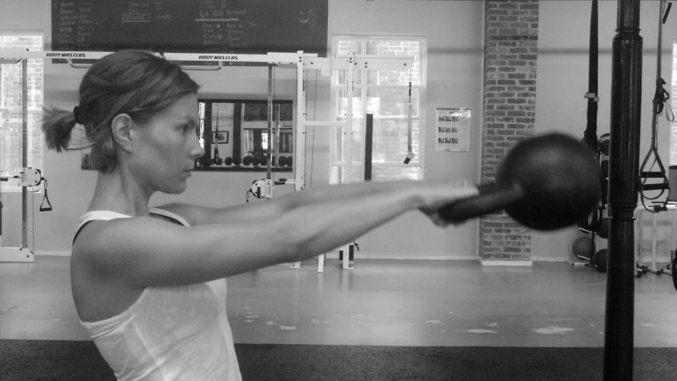 Russian Kettlebell Instructor Kari Syme Joins Precision Fitness ...