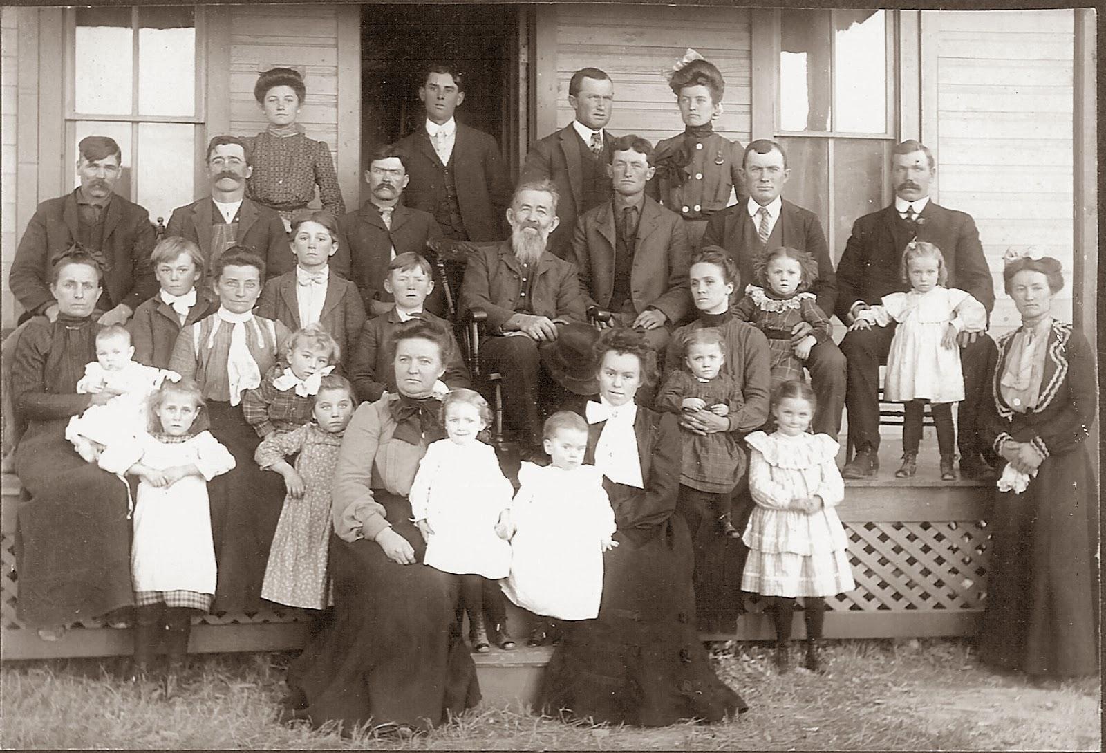 MORRIS-GAMMON FAMILY HISTORY: Pics & Such