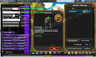 AQW Quest ID dan Shop ID