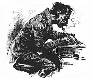 Escribir es duro, amigos míos