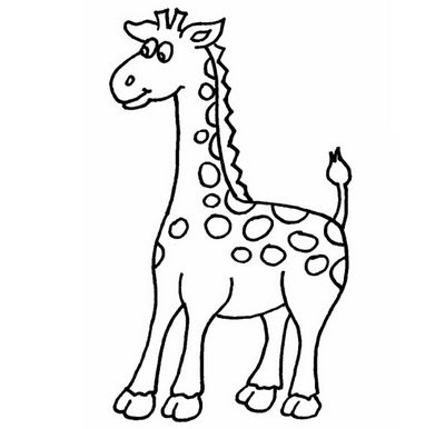 Desenhos variador de animais para pintar e colorir animais - Rei dos