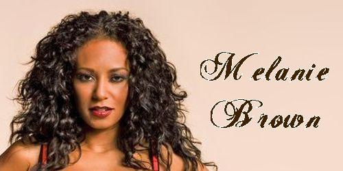 Melanie Brown (Mel B) birthdays on May 29, Happy CN