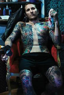 Tão elegante quanto uma tatuagem