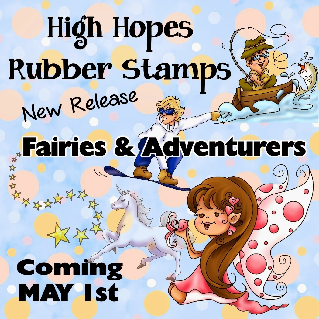 High Hopes stamps new release