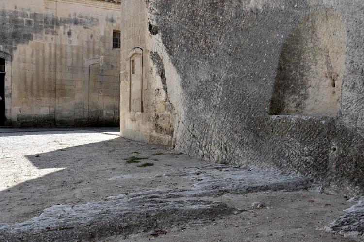 3 Vue extérieur Abbaye de Montmajour